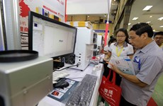Vietnam International Industrial Fair kicks off in Hanoi