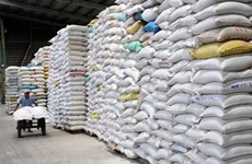 Local firms win bid to supply rice for Philippines