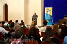 Vietnamese nation, people, economic potential introduced in Uruguay