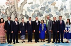 China attaches importance to ASEAN's central role