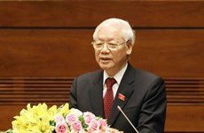 India's President, communists congratulate new President of Vietnam