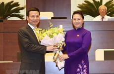 Nguyen Manh Hung appointed as Minister of Information and Communications