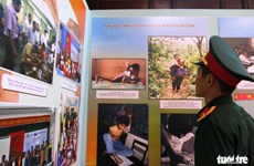 Exhibition highlights AO impacts on environment, human health