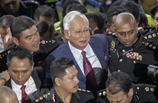 Malaysia's Najib and ally charged in 1.6-billion-USD graft case