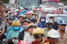 Hanoi seeks ways out of traffic jams