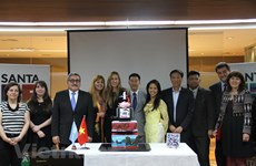 Vietnamese culture-tourism week opens in Argentina