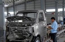 Industry ministry wants to cut tax for locally-produced auto parts