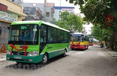 More Hanoians prefer traveling by bus