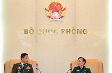 Vietnam, Cambodia promote military information cooperation