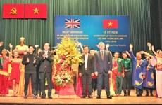 Vietnam-UK diplomatic ties marked in HCM City