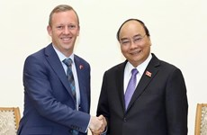 PM: Vietnam backs negotiations on future Vietnam-UK FTA