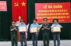 Gia Lai's team K52 continues search for soldier remains in Cambodia