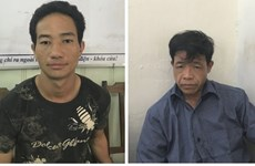 Hai Phong police seizes nearly 3kg of meth