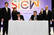 ASEAN, IRENA work to promote renewable energy development