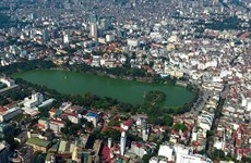 Hanoi's population breaks forecast for 2030