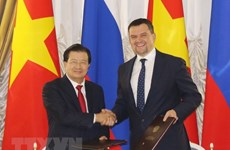 Vietnam, Russia seek measures to forge bilateral ties
