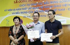 Winners of logo contest for Vietnam-Canada diplomatic ties announced