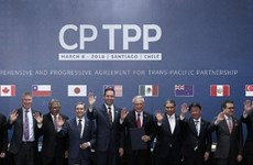 CPTPP to come into force in late 2018