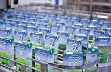 Dairy giant reports higher revenue, lower profit in Q3