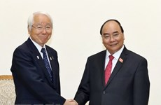 PM: Government backs Vietnamese-Japanese locality cooperation