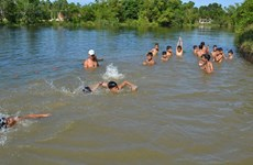 Bac Lieu moves to boost safe swimming, drowning prevention