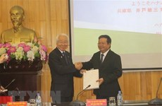 Investors from Japan's Hyogo Prefecture favour Ha Nam