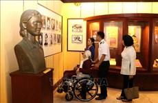 Museum devotes room to portraits of heroic Vietnamese mothers