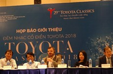 Toyota Classics 2018 to take place in HCM City this month