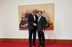 Vietnam, Germany look to foster all-around relations