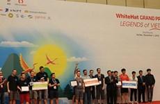 Russian team wins Whitehat Grand Prix 2018