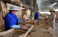 Vietnamese wood exporters to Europe number more than 400