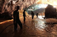 Thailand to upgrade Tham Luang cave as world-class tourist attraction