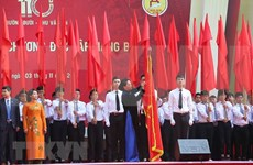 Chu Van An High School awarded Independence Order