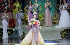 Vietnamese beauty crowned Miss Earth 2018