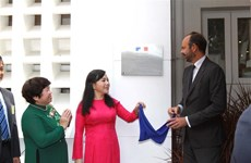 French PM attends inauguration of French medical centre in HCM City