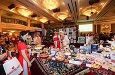 HCM City Consular Club hosts charity bazaar