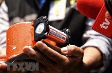 Indonesia air crash: hours of data recovered from black box