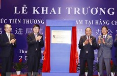 Second Vietnam trade promotion office in China opens