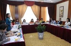 Women's unions of Vietnam, DPRK bolster cooperation