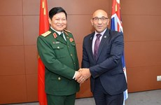 Vietnam, New Zealand looks towards closer defence ties