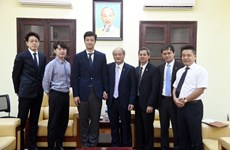 Asian Olympic Council delegation visits Vietnam