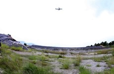 Over 32ha of dioxin-polluted land treated in Da Nang airport