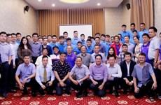 Vietnamese ambassador meets footballers ahead of AFF Suzuki Cup