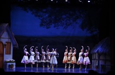 Classical ballet Giselle to be restaged at HCM City Opera House