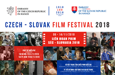First Czech-Slovak film festival opens in Hanoi