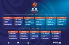 Vietnam in 2020 AFC U23 Championship qualifiers' Group K