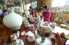 Chu Dau pottery preserves Vietnamese cultural quintessence