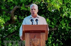 Cuban President of Council of State begins official friendly visit