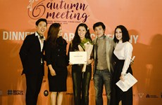 Film by young VN director wins top prize at Autumn Meeting