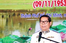 Cambodia's Independence Day observed in HCM City